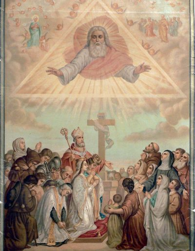 Un Seul Dieu To Adoreas Et Aimeras Pareilletement
